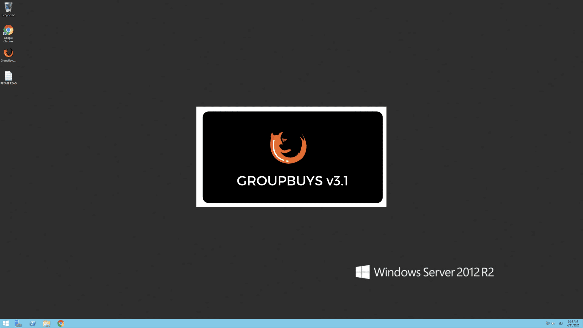 group buy software