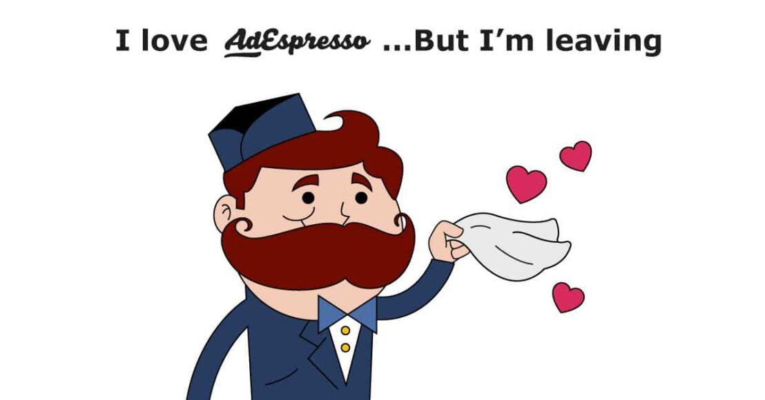 Goodbye AdEspresso