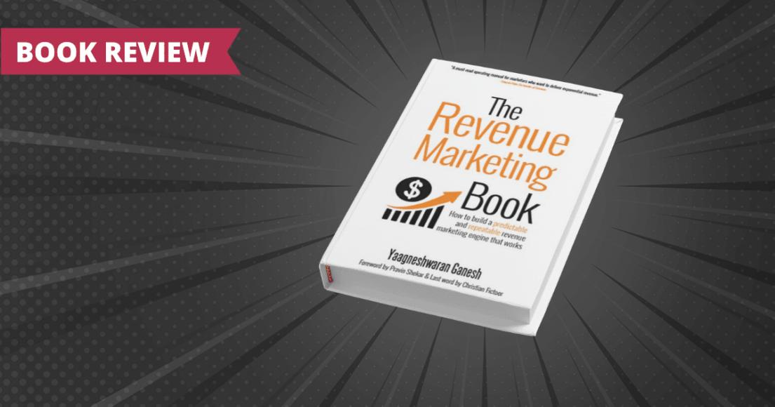 The Revenue Marketing Book Review