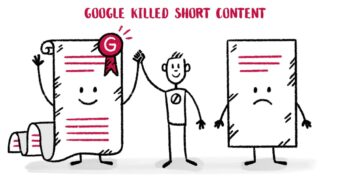 Google Killed short form content