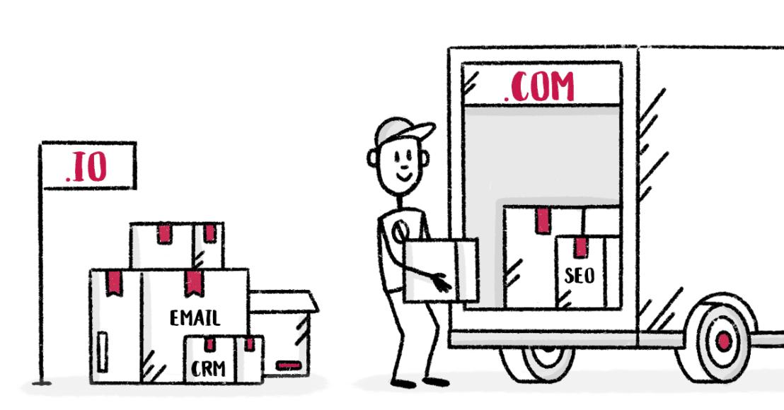 Website & Domain Migration