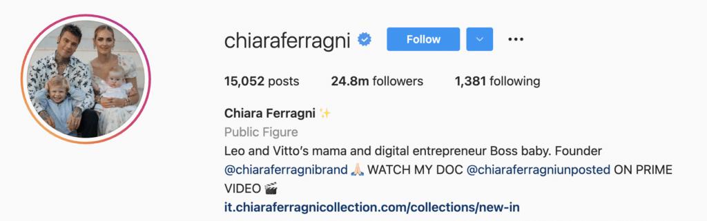 Instagram Bio Examples Influencers